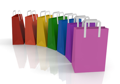 1pack for Shopping bags